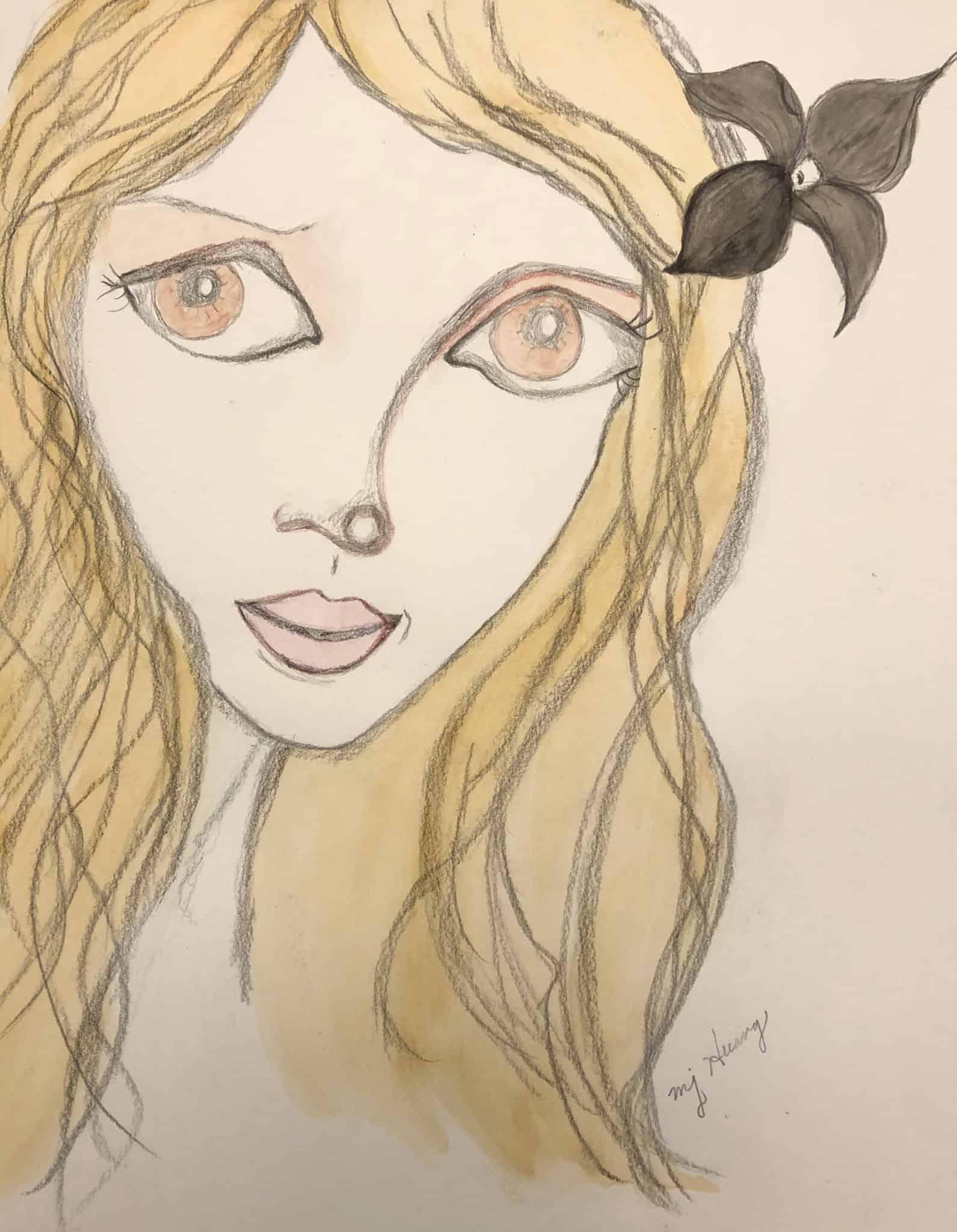 Dolor, Artful Adoptee - Dibujo