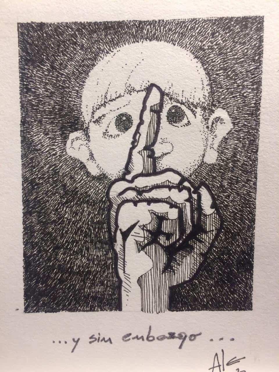 Dibujo Alejandro 1